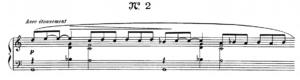 Gnoissenne No. 2